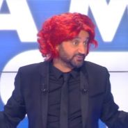 Cyril Hanouna - cheveux en rouge comme promis dans TPMP : prends garde Fauve Hautot !