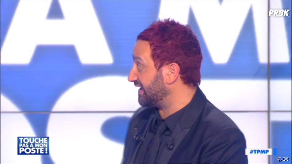 Nouvelle couleur de cheveux cyril hanouna