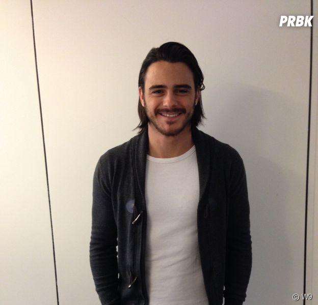 Benjamin (Les Princes de l'amour 2) en interview pour PureBreak