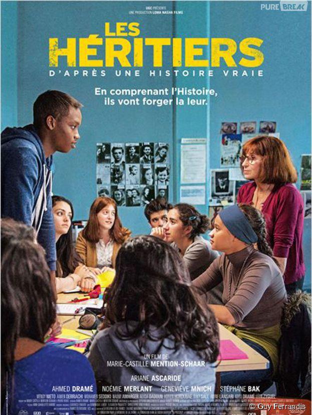 Les Héritiers à voir au cinéma depuis le 3 décembre 2014
