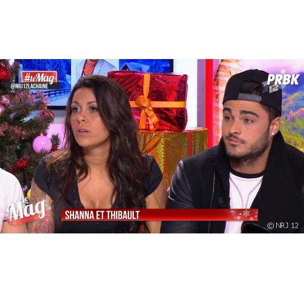 Shanna clashe Leila Ben Khalifa dans Le Mag de NRJ 12, le 3 décembre 2014