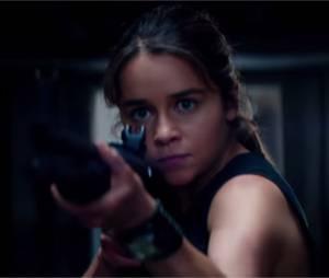 Terminator Genisys : Emilia Clarke en Sarah Connor dans la bande-annonce