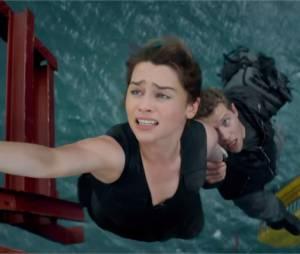 Terminator Genisys : Emilia Clarke et Jai Courtney dans la bande-annonce