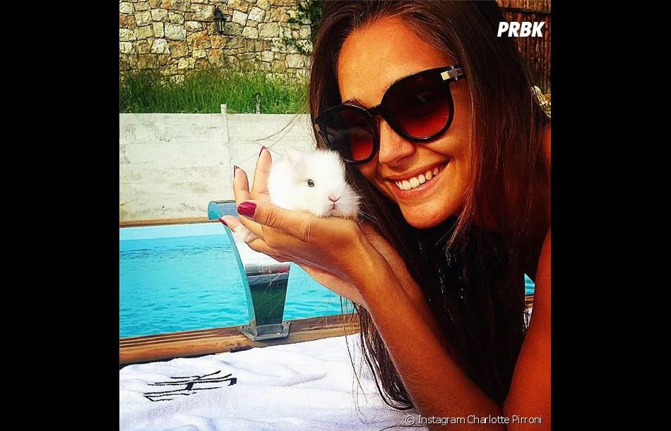Charlotte Pirroni : Miss Côte d'Azur est une amoureuse des animaux