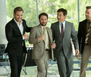 Comment tuer son boss 2 : Chris Pine rejoint Jason Bateman, Charlie Day et Jason Sudeikis
