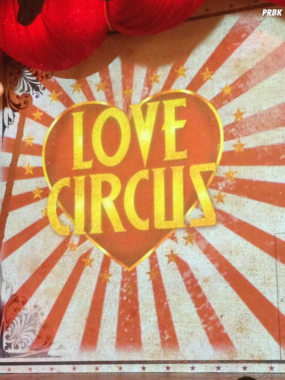 Love Circus aux Folies Bergères depuis le 28 octobre 2014