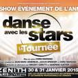 Danse avec les stars : bientôt la tournée 2015
