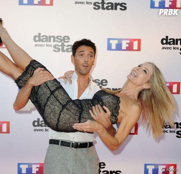 Tonya Kinzinger et Maxime Dereymez en binôme dans Danse avec les Stars 5