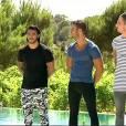 Les Princes de l'amour 2 : les garçons surpris par le retour d'Anaïs