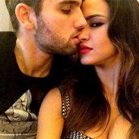 Leila Ben Khalifa et Aymeric Bonnery plus amoureux que jamais sur Instagram