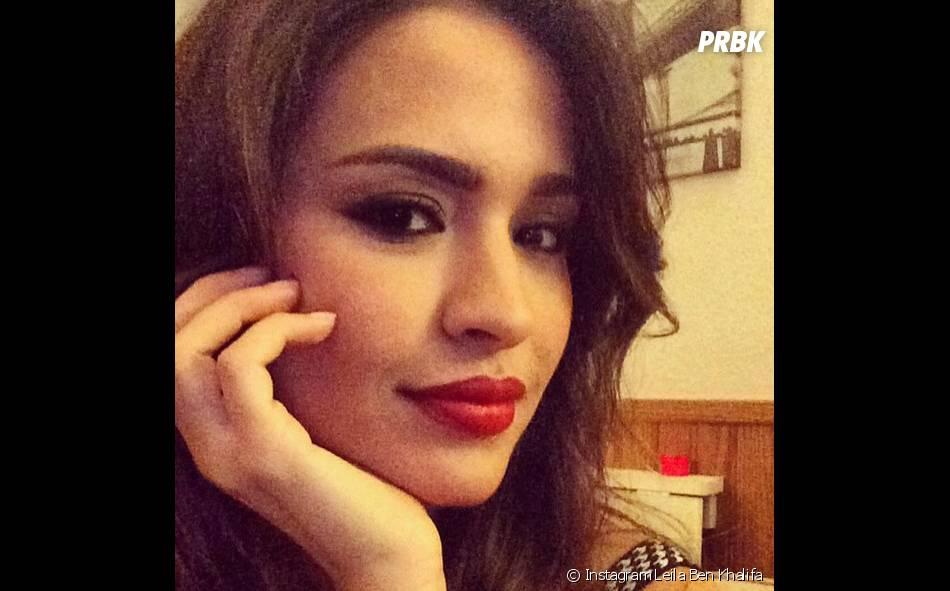 Leila Ben Khalifa toujours plus sexy