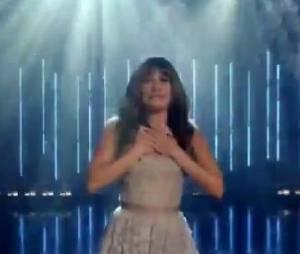 Lea Michele reprend Let it Go dans l'épisode 1 de la saison 6 de Glee