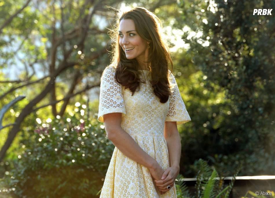 Les personnalités les mieux habillées de 2014 : Kate Middleton lors de son voyage en Australie