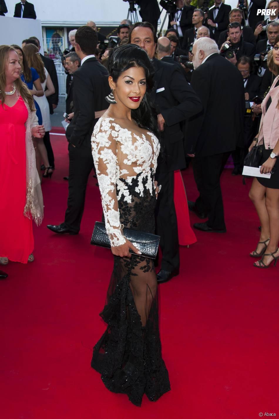 Les personnalités les mieux habillées de 2014 : Ayem Nour au Festival de Cannes