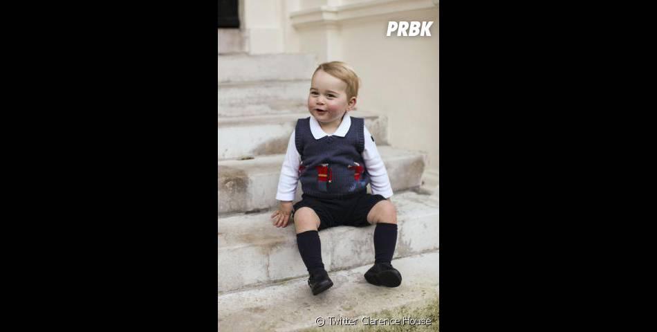 Les bébés les plus stylés de  2014 : Prince George