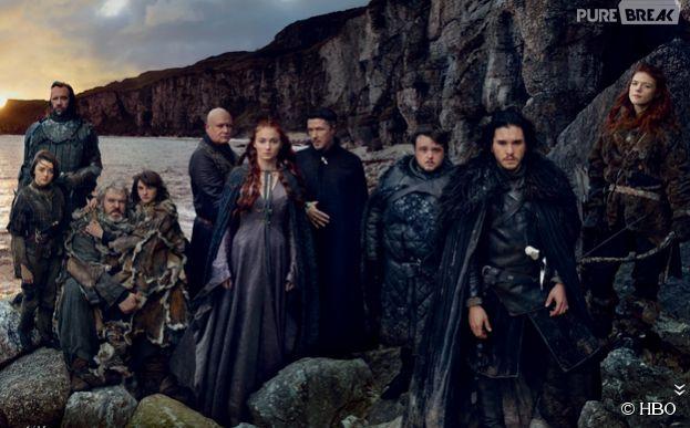 Game of Thrones est la série la plus téléchargée illégalement de 2014