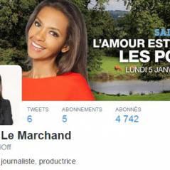 Karine Le Marchand enfin sur Twitter : humour et bonne humeur pour ses premiers pas