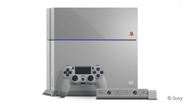 PS4 20th Anniversary : Sony organise un tirage au sort pour acheter la console