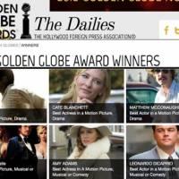 Golden Globes 2015 : les gagnants déjà connus ? Le fail qui sème le doute