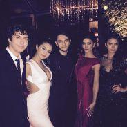 Selena Gomez : Lea Michele, Taylor Swift, Nina Dobrev... ses photos VIP aux Golden Globes 2015