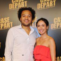 Fabrice Eboué papa : son bébé avec Amelle Chahbi est né