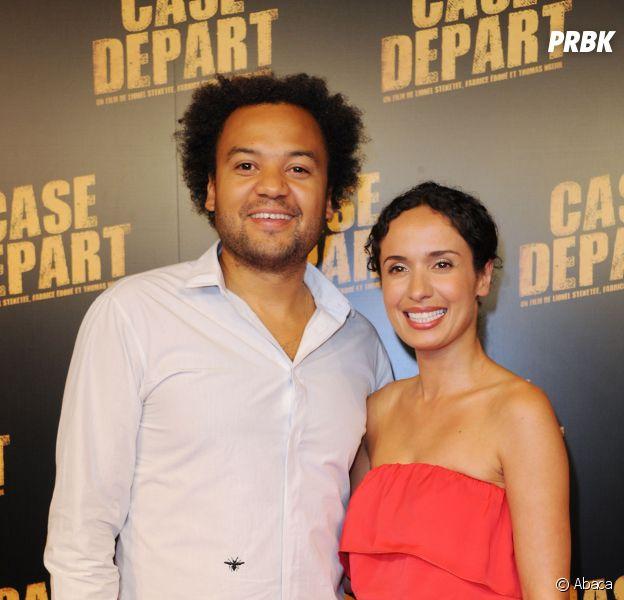 Fabrice Eboué et Amelle Chahbi parents : leur premier enfant est né