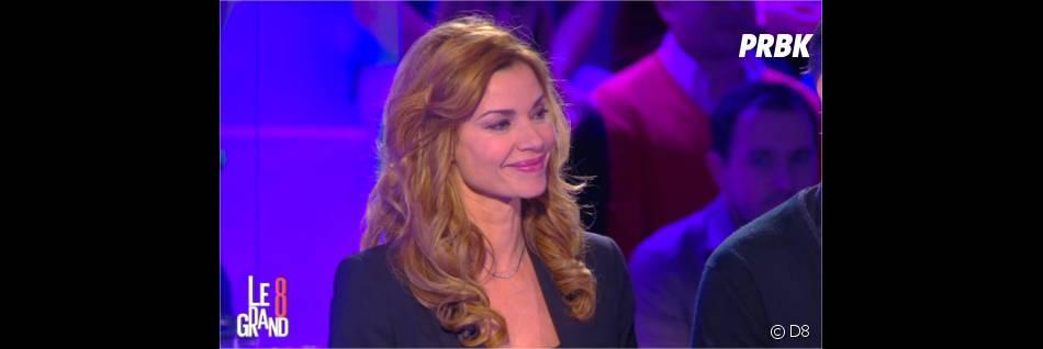 Ingrid Chauvin dans Le Grand 8 le 15 janvier 2015