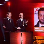 """Les Gérard de la télévision 2015 - palmarès : Cyril Hanouna grand """"gagnant"""""""