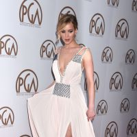 Jennifer Lawrence décolletée, Keira Knightley enceinte.. les stars aux Producers Guild Awards 2015