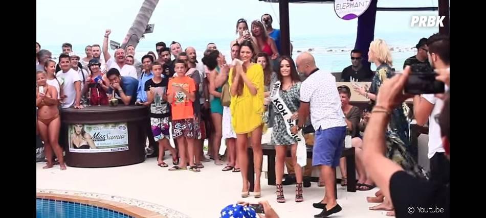 Les Marseillais en Thaïlande : Preston Lee gagnante de l'élection de Miss Koh Samui 2015