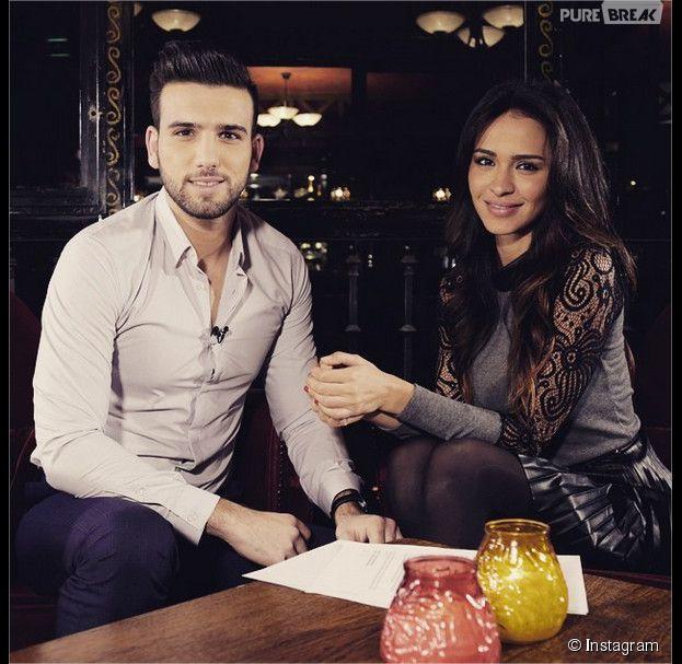 Leila Ben Khalifa et Aymeric Bonnery : le couple de Secret Story bientôt réuni à l'écran sur Trace Sport Stars