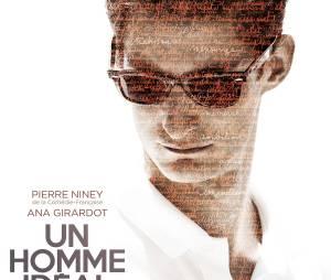 Pierre Niney : l'affiche du film Un homme idéal
