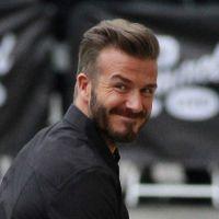 """David Beckham : un papa """"potelé"""" et """"embarrassant"""" pour ses enfants"""