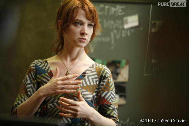 Odile Vuillemin au classement des personnages féminins préférés des Français dans les séries