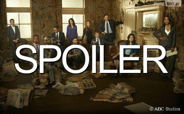 Scandal saison 4 : Kerry Washington absente pour le retour de la série ?