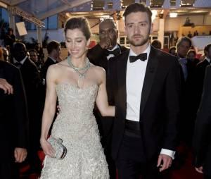 Justin Timberlake et Jessica Biel au Festival de Cannes 2013