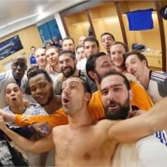 M. Pokora, Antoine Griezmann... Les stars fières de l'équipe de France de handball sur Twitter