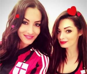 Sidonie Biémont : la petite amie d'Adil Rami en photo sexy sur Instagram