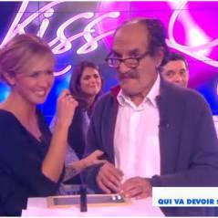 Enora Malagré : bisou avec Gérard Hernandez (Scènes de Ménages) et excuses