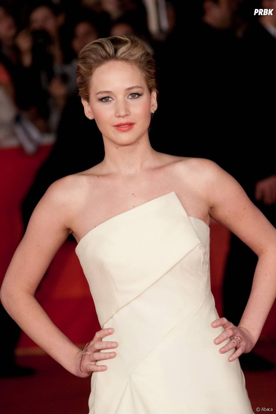 Jennifer Lawrence : critiques envers les sites qui ont posté ses photos nues