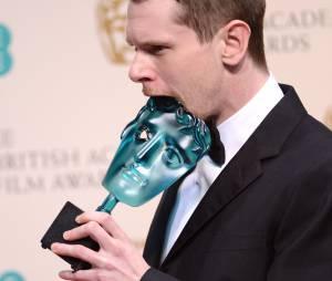 JAck O'Connell gagnant aux BAFTA 2015