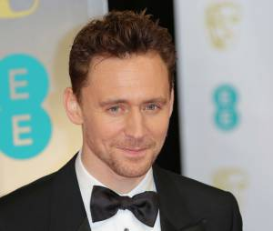 Tom Hiddleston sur le tapis-rouge des BAFTA le 8 février 2015 à Londres