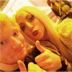 Ed Sheeran et Lady Gaga : selfie et blague pour démentir les rumeurs