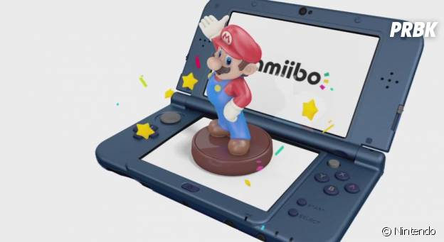 Nintendo : la New 3DS embarque une puce NFC qui la rend compatible avec les figurines Amiibo