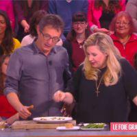 Hélène Darroze (Top Chef) tacle un plat du chroniqueur culinaire du Grand 8