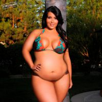 Kim Kardashian, Katy Perry, Jennifer Lawrence... Et si elles avaient toutes 50 kilos en plus ?