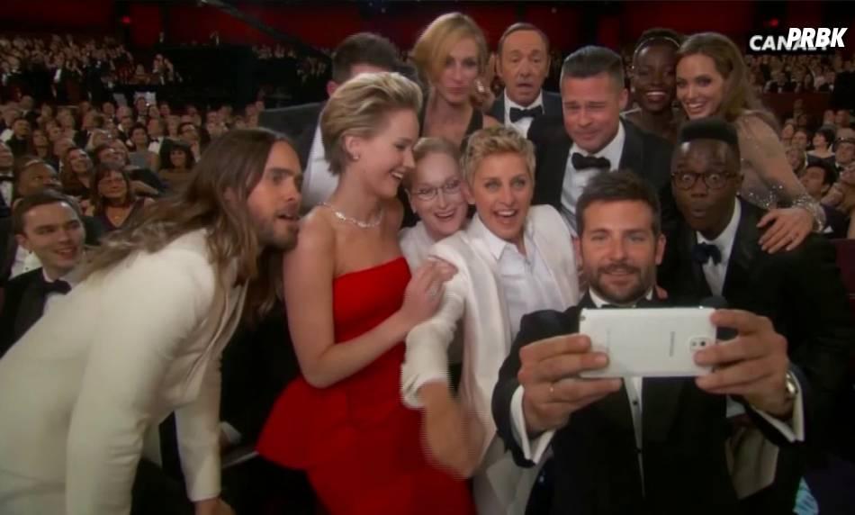 """Oscars 2015 : le métier de """"seat fillers"""" consiste à boucher les trous des fauteuils vides quand une star quitte la salle"""