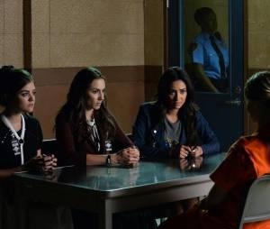 Pretty Little Liars saison 5, épisode 21 : Aria, Spencer et Emily face à Alison
