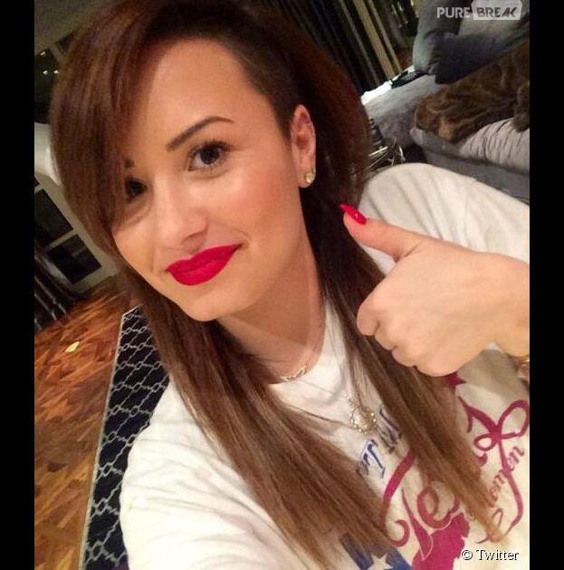 Demi Lovato va bien après son hospitalisation
