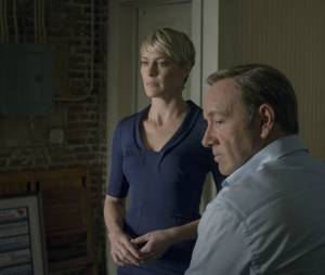 House of Cards saison 3 : Kevin Spacey et Robin Wright reviennent